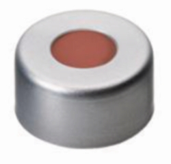 LLG-Aluminium Crimp Seals ND11, ready assembled