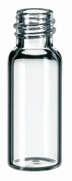 LLG-Gewindeflaschen ND8, enge Öffnung