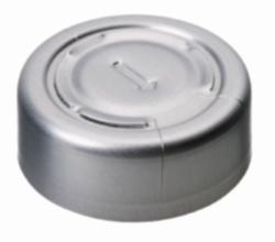 Cierres para encapsulado ND20 LLG (tapones totalmente extraíbles), aluminio, ensamblados