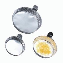 Coupelle de pesée -LLG, en aluminium