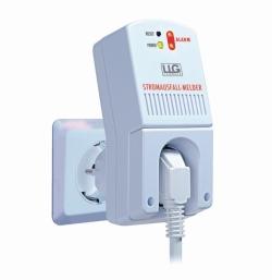 Relé de aviso de fallo de corriente LLG para laboratorio