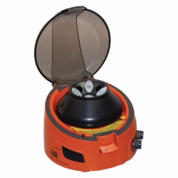 Mini centrifuge LLG-uni<I>CFUGE </I>3 with timer and digital display