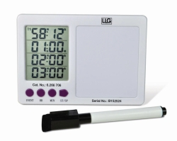 LLG-Timer with White Board, 4 channel