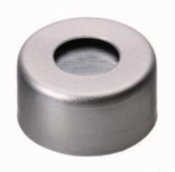 LLG-Aluminium Bördelverschlüsse ND11, fertig montiert