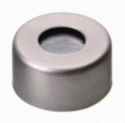 LLG-Aluminium Crimp Seals ND11, ready assembled