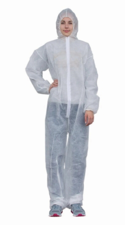 LLG-Disposable Protective Suits, PP