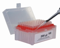 Pointes de pipettes LLGULTRALOW,en rack