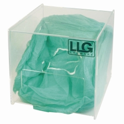 LLG-Universal Spender, Acrylglas