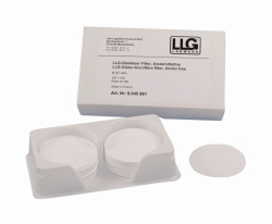 LLG-Glass microfibre filters, filter circles