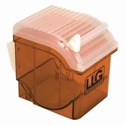 LLG - Dispensatore per PARAFILM<SUP>®</SUP> M, arancione, ABS
