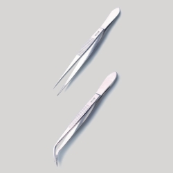 LLG-Dissecting forceps, stainless steel 420