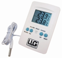 LLG-Min/Max Thermometer with outdoor sensor