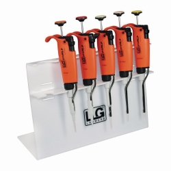LLG-Pipette stands for single channel microliter pipettes, PMMA