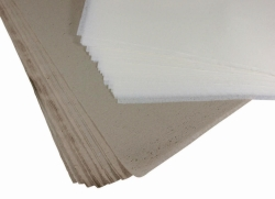 LLG-Cellulose tissue, supplied in stacks