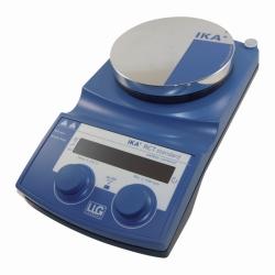 Mieszadła magnetyczne z grzaniem, RCT standard safety control, LLG