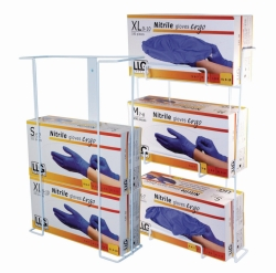 LLG-Glove Dispenser, Coated Wire