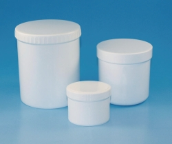 LLG-Sample containers, PP, with screw cap, PP