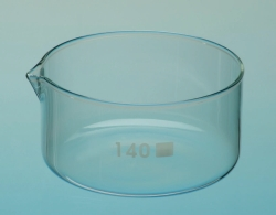 LLG-Kristallisierschalen, Borosilikatglas 3.3