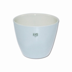 LLG-Porcelain crucibles, medium,  DIN 12904