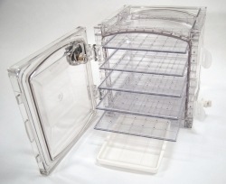 "Accessories for LLG-Vacuum desiccator cabinets ""Heavy Duty"""