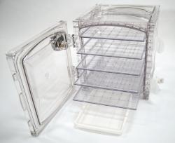Accesorios para armarios desecadores de vacío LLG, alta resistencia