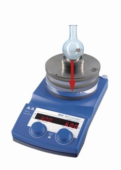 LLG-Universal reaction block system for magnetic stirrers